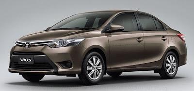 Toyota Vios 1.5E 2016 hoàn toàn mới giá hấp dẫn