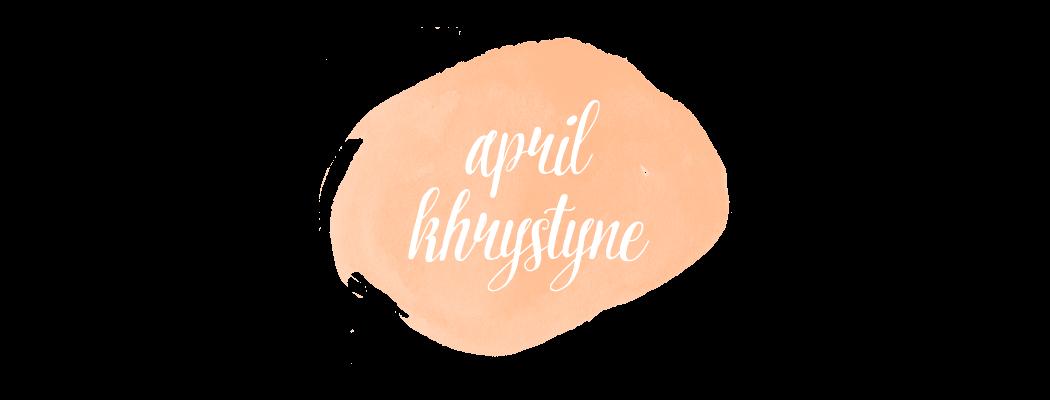 april khrystyne