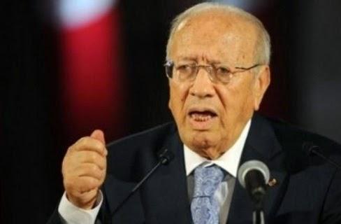 تونس: 3 صور للرئيس الجديد تثير سخرية نشطاء الفيس بوك