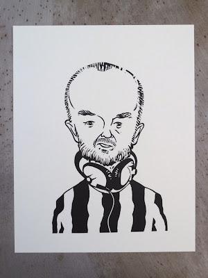 John Peel illustration