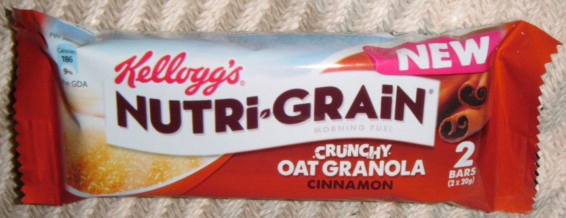 Nutri Grain Elevenses The Nutri-grain Brand