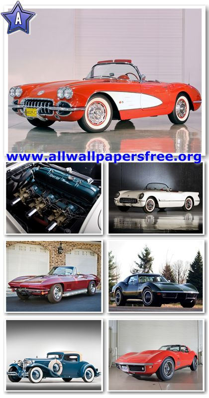 80 Amazing American Classic Cars Wallpapers 1280 X 1024 [Set 31]