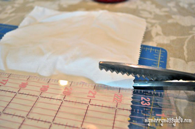 How We Ditched Paper Napkins and Went to Only Cloth with No Sewing ...