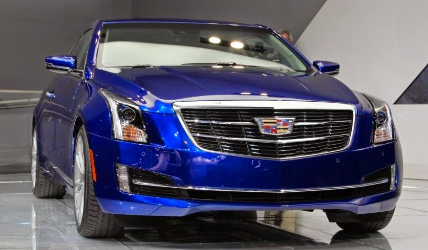 Diions Cars: 2015 Cadillac ATS 2 0T Coupe Performance Design ...