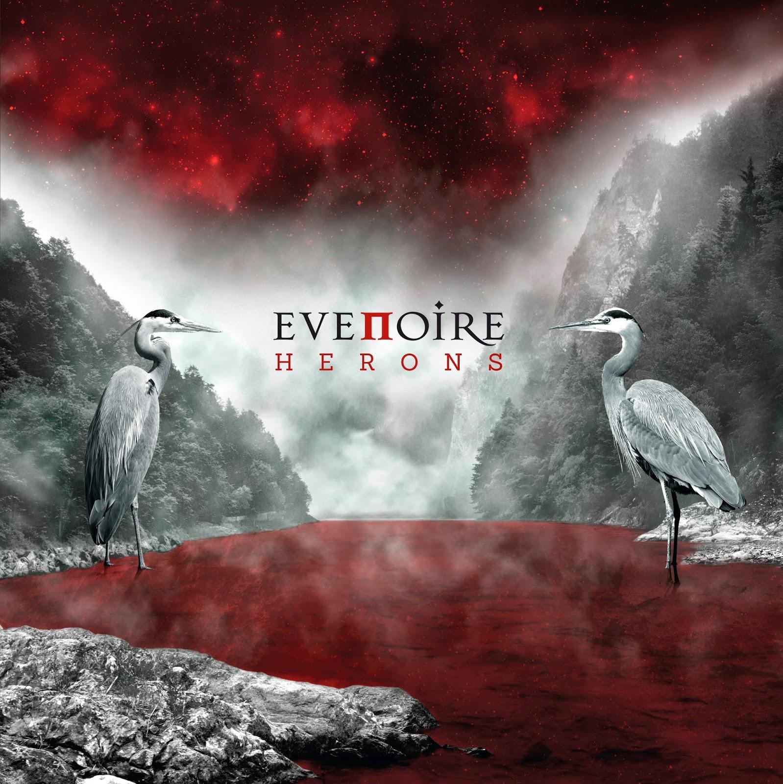 Evenoire - Herons