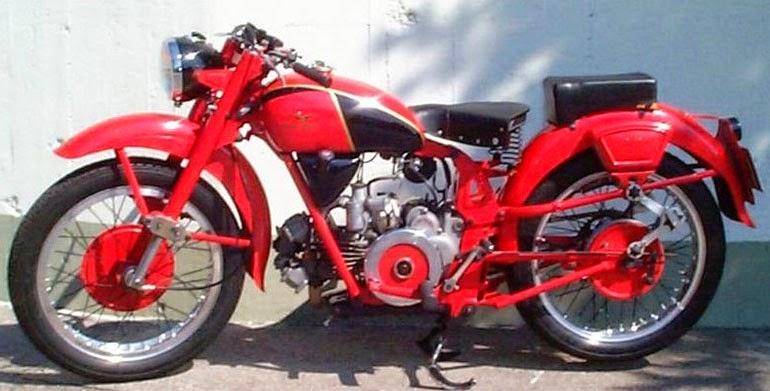 1955 Moto Guzzi Airone Sport 250