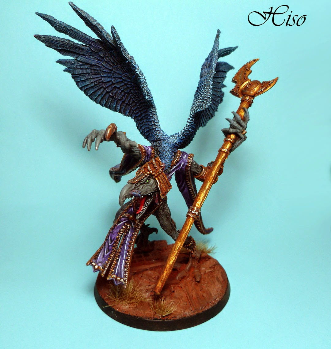 Lord of Change - Duc du Changement - Chaos Daemon