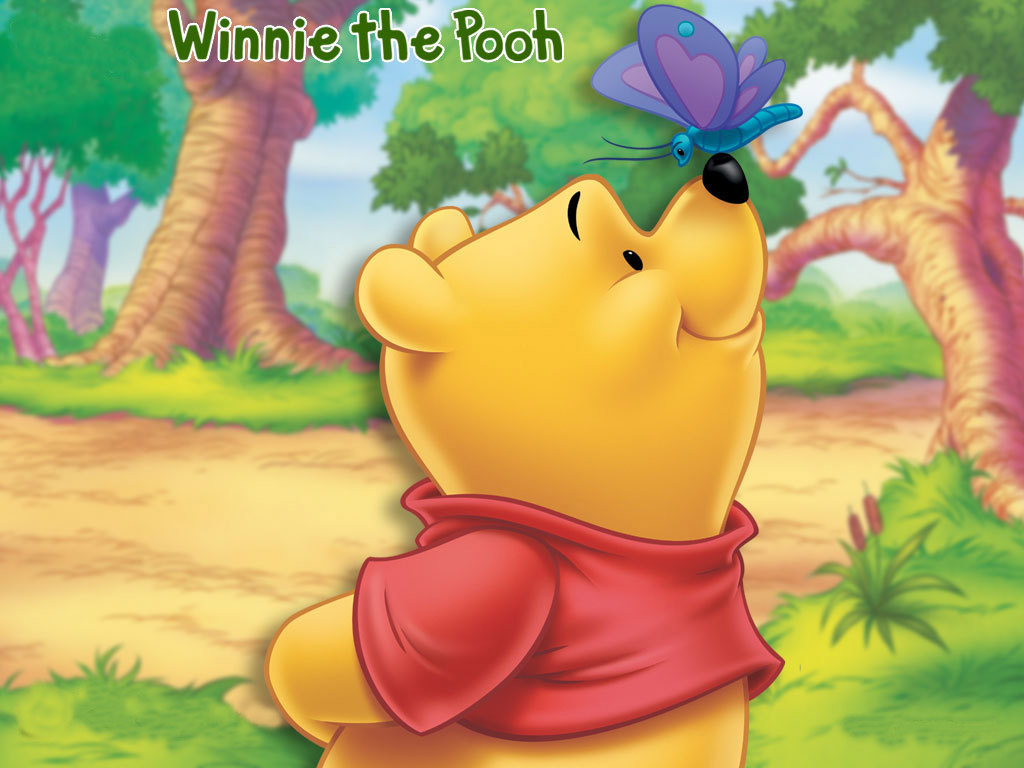 Pooh+bear+wallpapers+Winnie-the-Pooh-Wallpaper-disney-6616271-1024-768 ...