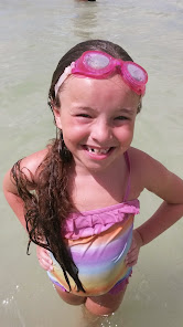 Addy at Siesta Key Beach