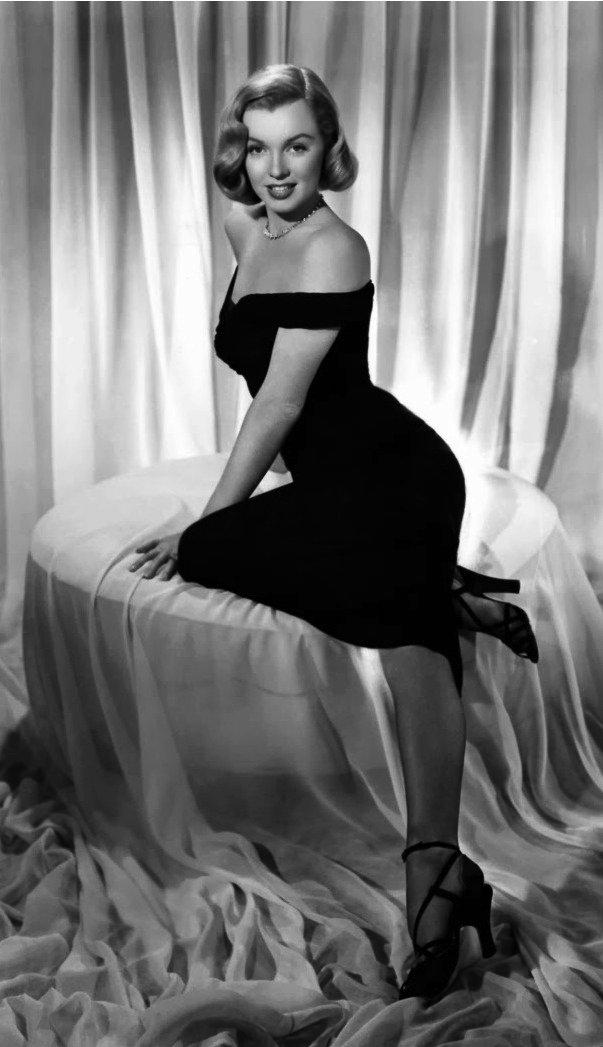 Marilyn Monroe - anos 50