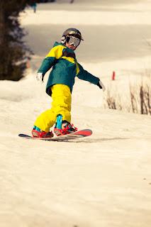Snowboard kinder nitro