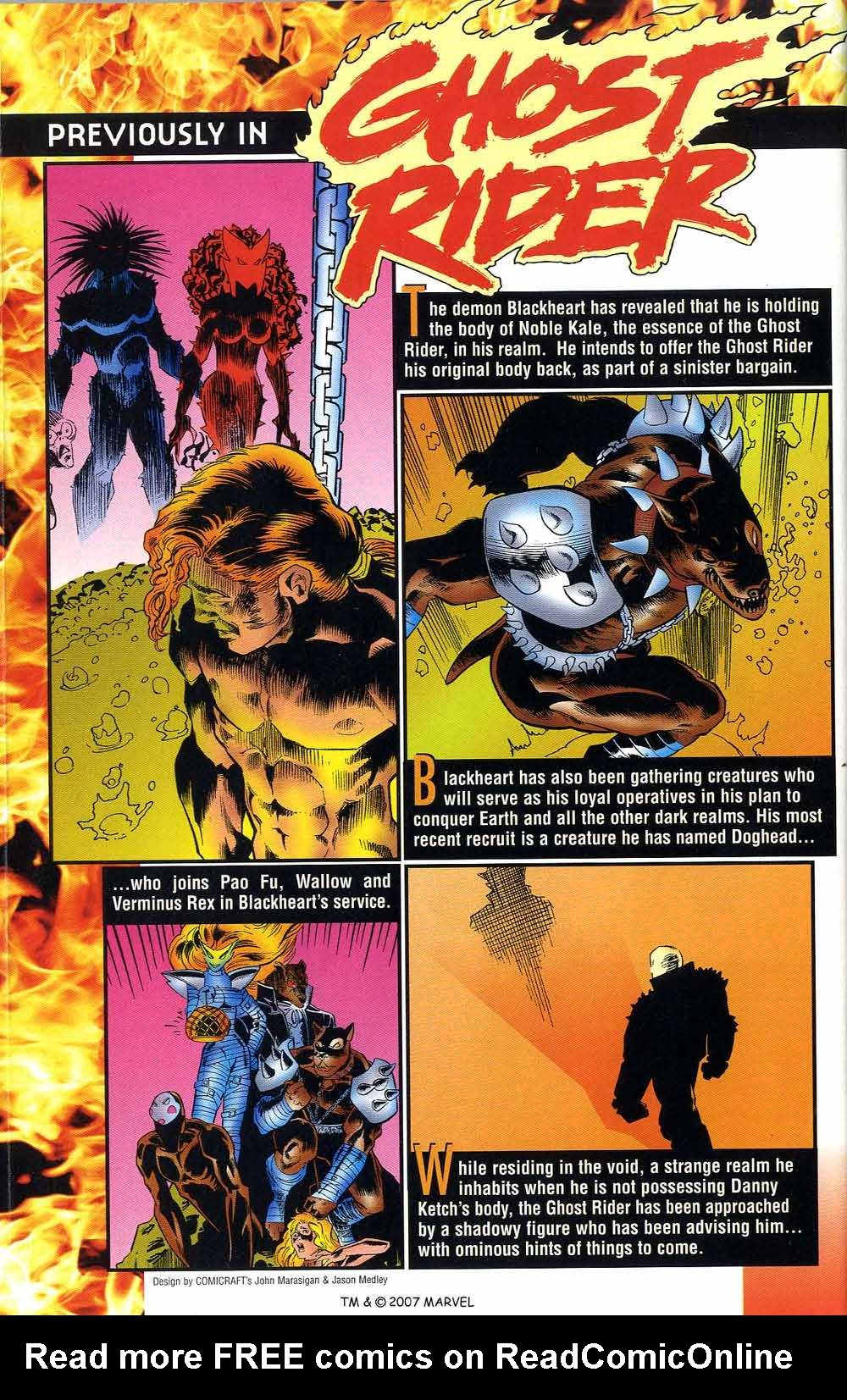 Read online Ghost Rider (1990) comic -  Issue #90 - 3
