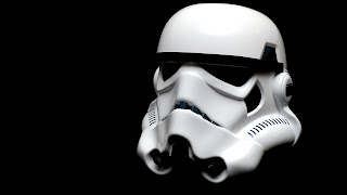 Stromtrooper Helmet HD Wallpaper