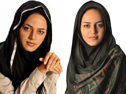 beautiful iranian council disqualified