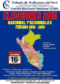 CPPe: Elecciones 2016
