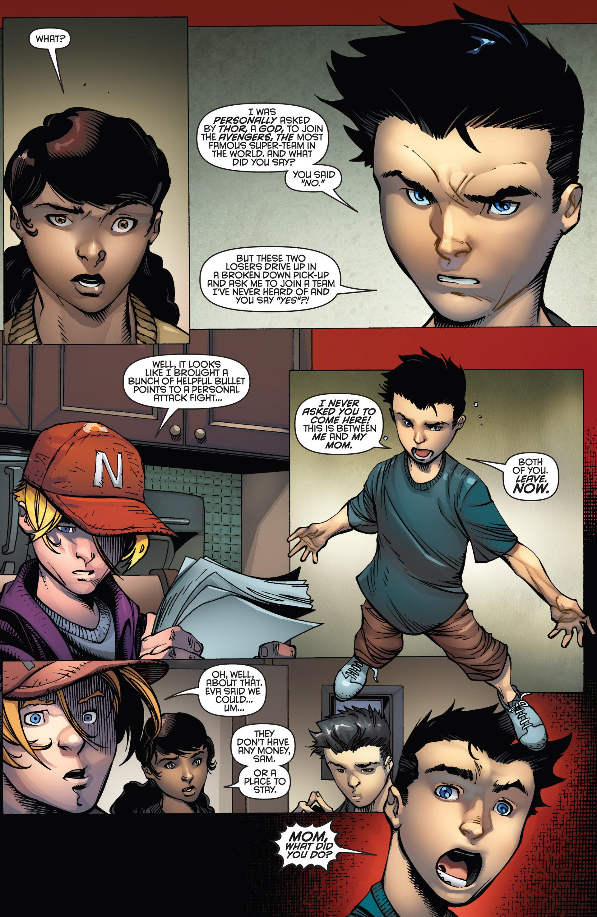 Nova (2013) - Chapter  10 | pic 8