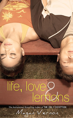Cover Reveal: Life, Love, and Lemons by Magan Vernon