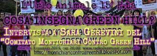 L'URLO ANIMALE - Cosa insegna Green Hill?