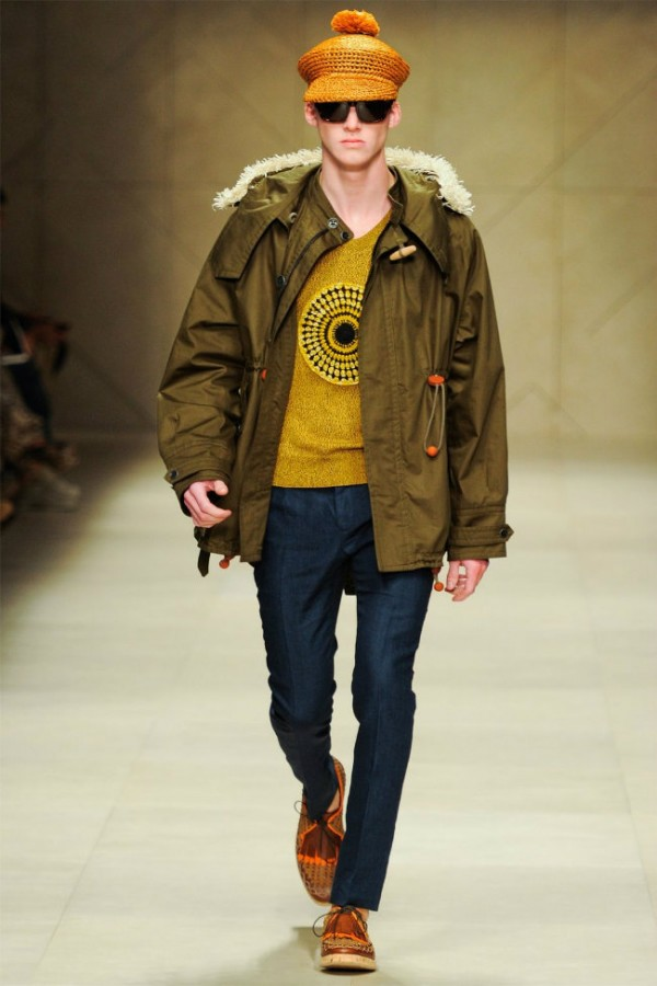 Burberry Mens Fashion