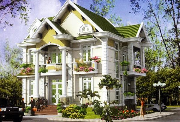 Biệt thự nhà đẹp