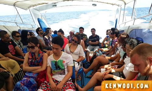 phi phi islands tour trip