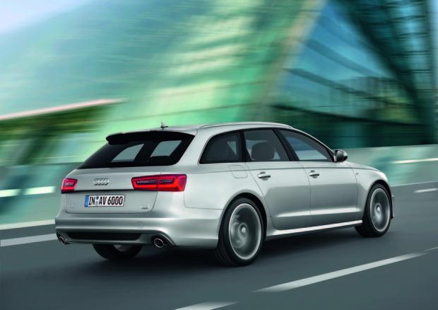 2011 Audi A6 Avant Wagon