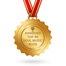 Top 40 Award for Soul Music Blogs and Websites for Soul Music Lovers by FEEDSPOT