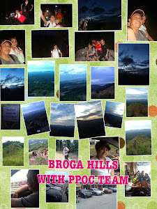 Broga Hills With PPOC Team
