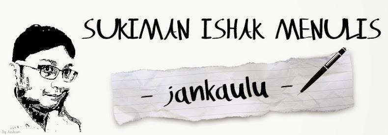 Sukiman Ishak menulis