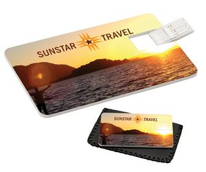 Credit card design for traveller