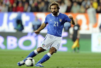 Prediksi Pertandingan Italia vs Denmark 17 Oktober 2012