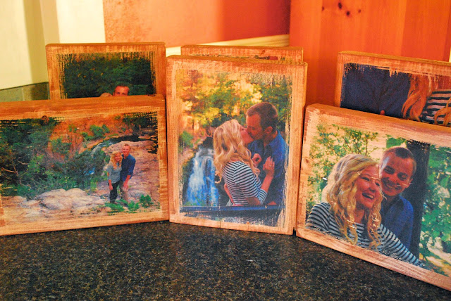 Photo transfer onto wood tutorial