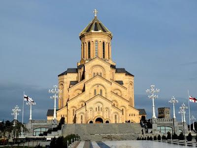 Georgia europa turismo