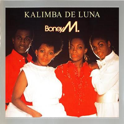 BONEY M. – (1984) KALIMBA DE LUNA