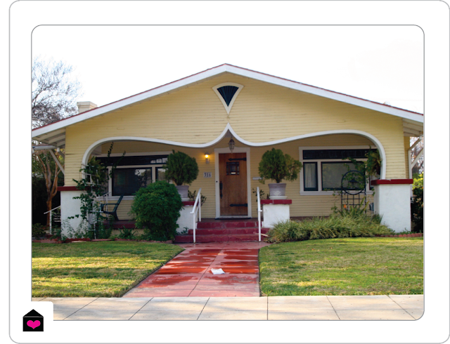 House sweet house 1925 california bungalow style for California architecture style