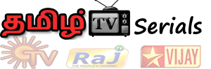 Tamil Tv Shows and Serials Online