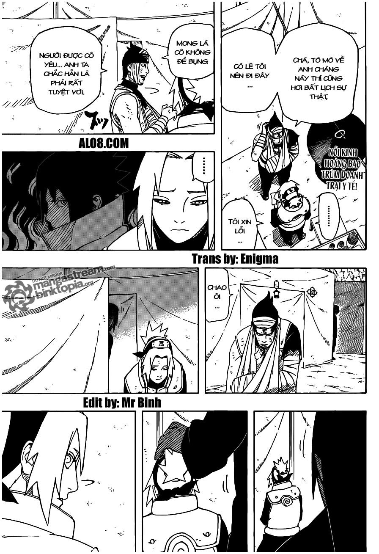 Naruto chap 540 Trang 1 - Mangak.info