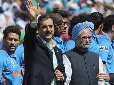 cricket world cup semi-final between India and Pakistan