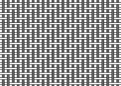 綾織、斜文織