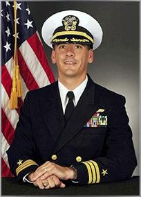 Syneeda Penland: US Navy admiral, Robert Gilbeau