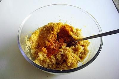Polpette di quinoa 7
