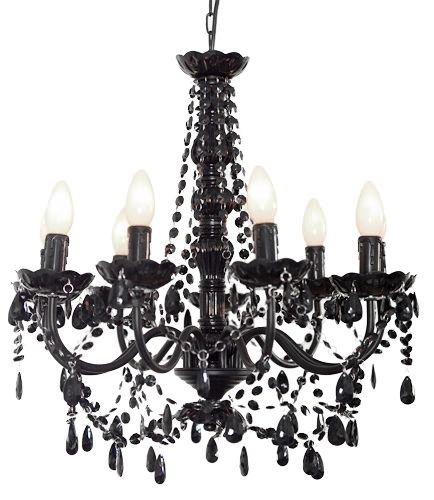 Acrylic Crystal Diamond Chandelier - Diamond Party Confetti Store