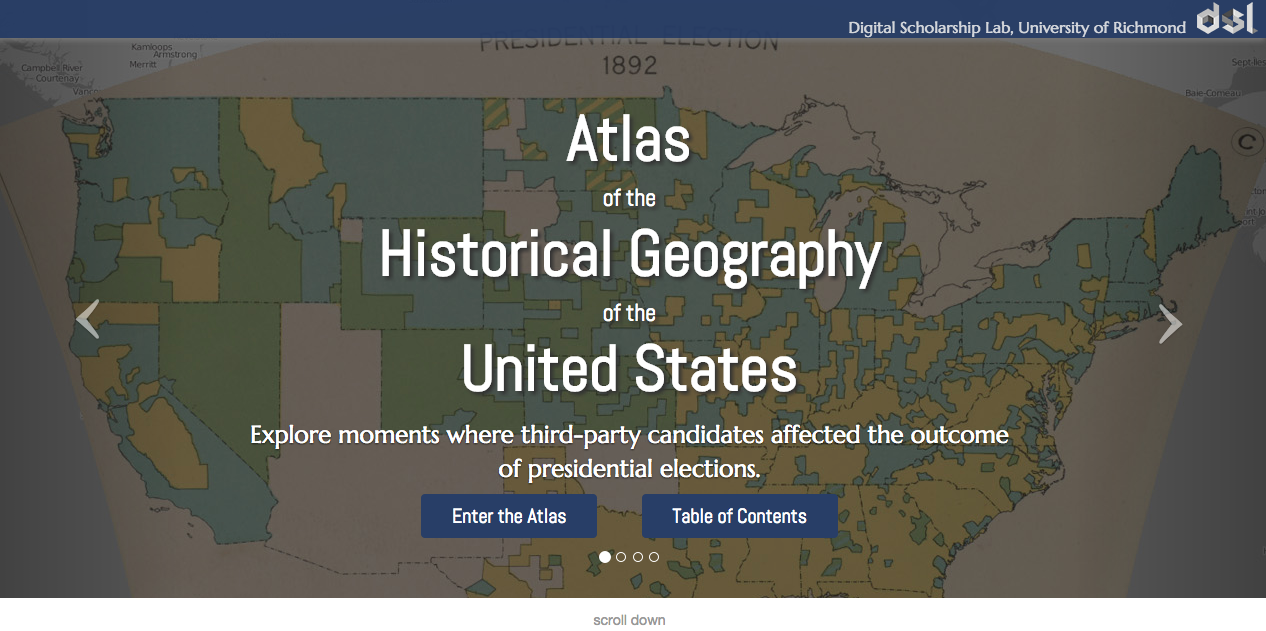 he has been teaching an excellently engaging course on the south in united states history he and his students had digitized this wonderful book that was