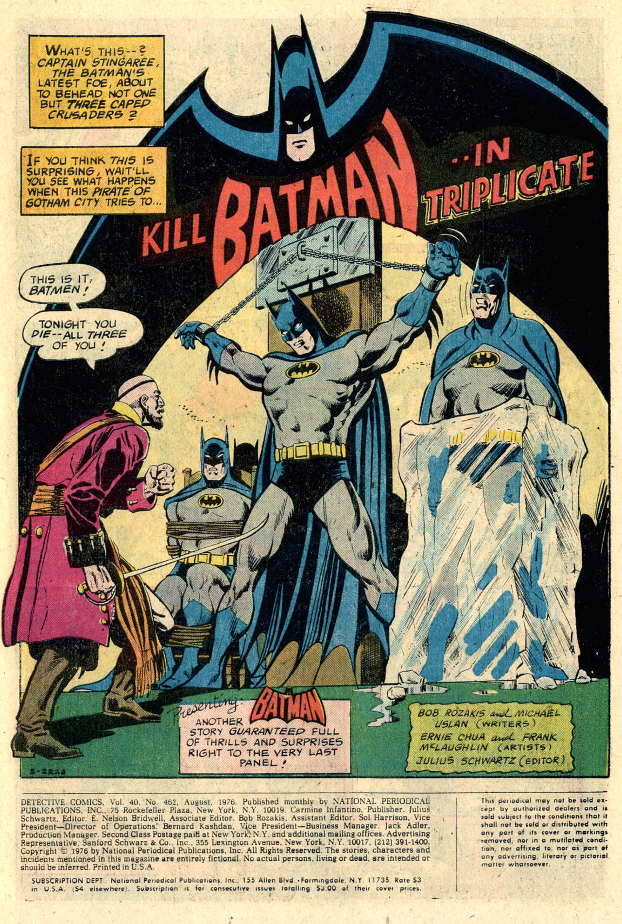Detective Comics (1937) Issue #462 Page 3