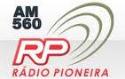 ouvir a Rádio Pioneira AM 560,0 Tangará da Serra MT