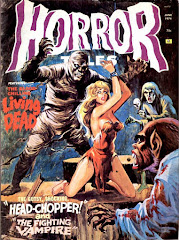 'Horror Tales' magazine June 1974