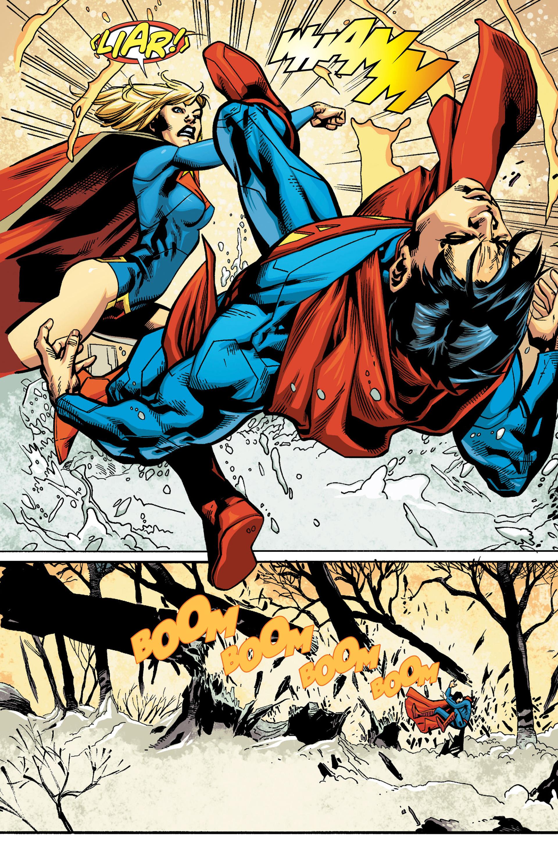 Supergirl (2011) Issue #2 #4 - English 6