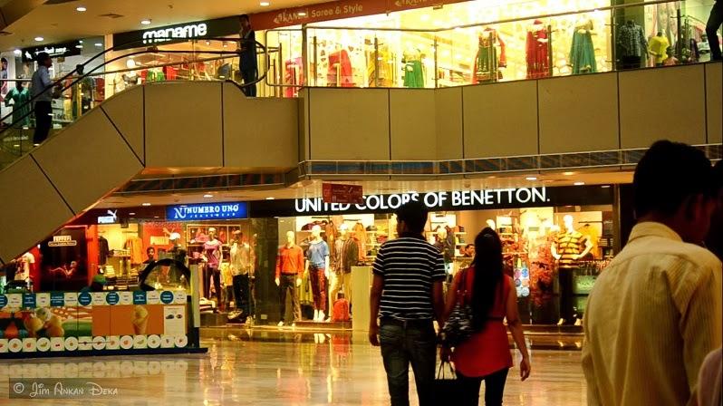 Dehradun mall (photo - Jim Ankan Deka)