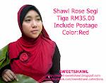 SHAWL ROSE
