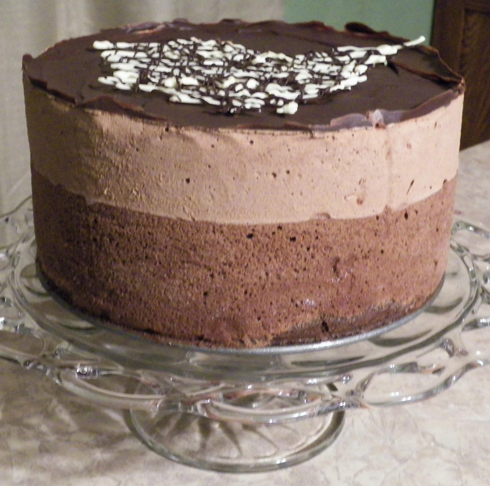 Кофейный торт мусс рецепт пошагово